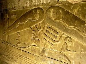 Temple-of-Dendra-Egypt-light-lamp-carving